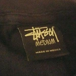 Stussy medium tie dye tshirt in very good conditio